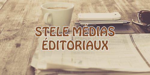 Stele Médias éditoriaux